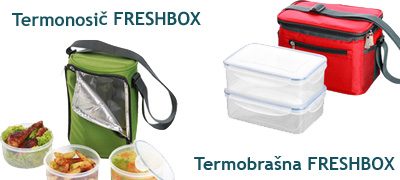 dózy freshbox Tescoma